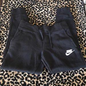 Girls Nike joggers